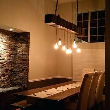 faux wood beam chandelier reclaimed with globe lights light lighting glo wood beam chandelier uk