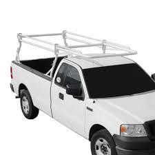 1000lb Pickup Truck Rack w/ 55'' Over Cab Ext Lumber Kayak Utility ...