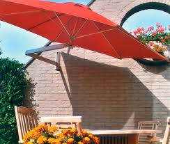 paraflex single arm wall mounted umbrella classic style to enlarge