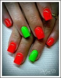 Gelové Nehty Inspirace č118 Magic Nails Gelové Nehty