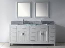 white double sink bathroom  double sink bathroom vanity with marble top in white middot loading zoom