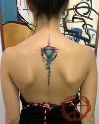 Galerie 17 Skvělých Tetování Na Zádech Loupakcz