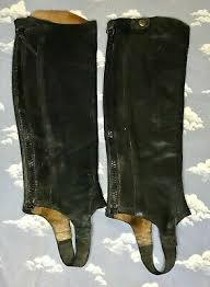 Ariat Close Contact Chaps Size Chart New Ariat Close Contact Half Chaps S Black Used Condition