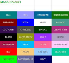 Cherokee Color Chart Scrub Colours Scrub Prints Mobb Medical