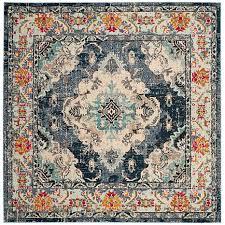 safavieh monaco ariana rug 6 7 x 6 7 square