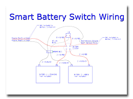 boat battery wiring diagrams boat image wiring diagram marine battery selector switch wiring diagram wiring diagram on boat battery wiring diagrams