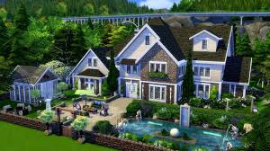 Cherry Tree Lane Designs The Sims 4 Speed Build Cherry Tree Lane Sims 4