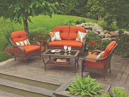 Better homes and gardens azalea ridge 4 piece patio conversation set