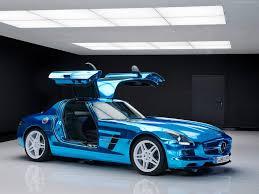 Mercedes-Benz SLS AMG Coupe Electric Drive laptimes, specs ...