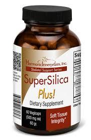 Harmonic Innerprizes <b>Super Silica Plus</b> -- 500 mg - 60 Vegicaps ...