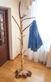 Wooden Coat Rack Stand tree coat stand kulfoldimunkaclub 72