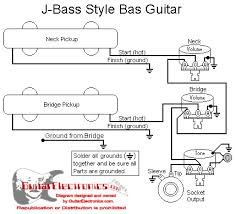 is this a good diagram to use for wiring a pj talkbass com