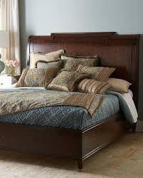 neiman marcus bedroom furniture. hooker furniture savannah california king sleigh bed neiman marcus bedroom