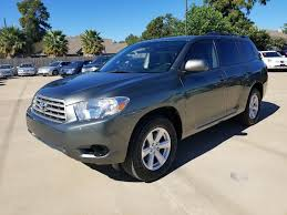 2010 Used Toyota Highlander FWD 4dr L4 at Car Guys Serving Houston ...