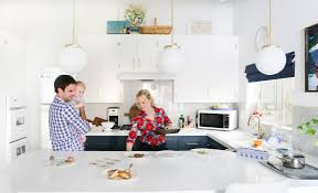 Masterchef Kitchen Appliances Our New Kitchen Reveal Plus We Cook Now Emily Henderson