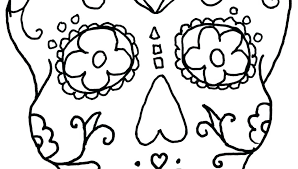 Skeleton Coloring Pages To Print Rollingmotorsinfo