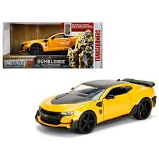 Bumblebee, being the popular character he is, was one of the first five characters inducted into the hall in 2010, during a ceremony at botcon; Jada Toys 1 24scale Transformers Bumblebee 2016 Chevrolet Camaro From Japan For Sale Online Ebay