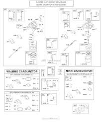 briggs and stratton 204412 0163 e1 parts diagram for carburetor zoom