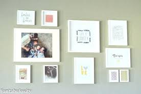picture frames on wall. Ikea Ribba Photo Wall Picture Frames Gallery Idea Hanging Frame On O