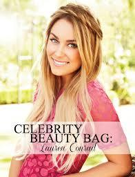 celebrity beauty makeup bag lauren conrad inside lauren conrad 39 s