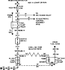 wiring diagram 1974 ford bronco the wiring diagram bronco ii fuel pump wiring bronco ii pump and broncos wiring