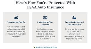 Usaa mobile gives you immediate and secure account access from your mobile device. Usaa Auto Insurance Review 2021 Autoinsurance Org