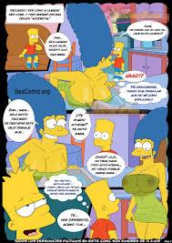 Los Simpsons xxx incesto con Mam xxx C mics Porno