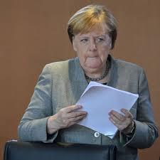 Under-fire Angela Merkel is fixed on defending multilateralism