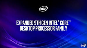 Intel Processor Comparison Chart Wiki Intel 9th Gen Core Processors All The Desktop And Mobile