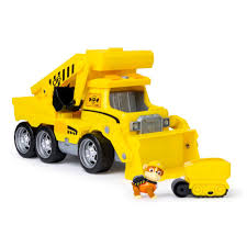 Ultimate Rescue Construction Truck | PAW Patrol