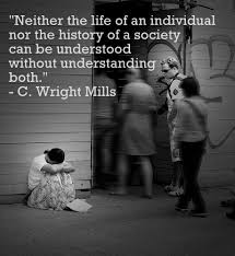 c wright mills on the sociological imagination  modern society sociological imagination