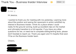 The Number One Mistake People I Interview Are Making These Days ... thank-you-note-how-to