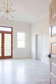 shaw floors whitewashed hardwood flooring white shiplap walls rose quartz doors 2 of 12