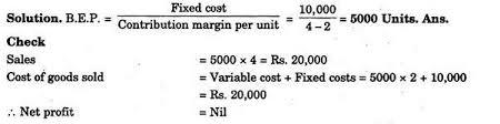 essay on break even analysis engineering economics example 3