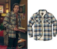 Riverdale Fashion Clothes Style And Wardrobe Worn On Tv Shows Shop Your Tv