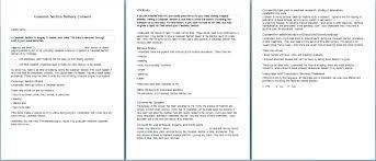 Dr Letter Template Consultation Letter Template