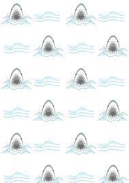 digital shark scrapbooking paper ausdruckbares digital shark scrapbooking paper ausdruckbares geschenkpapier bie meinlilapark diy printables and