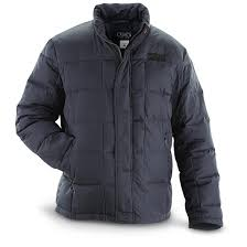 Chaps® Down Quilted Jacket - 189402, Insulated Jackets & Coats at ... & Chaps® Down Quilted Jacket, Navy Adamdwight.com