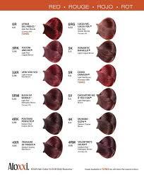Aloxxi Chroma Color