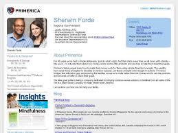 Primerica Financial Primerica Financial Services