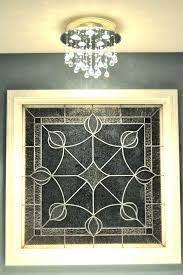 convert recessed light to track prodigious how replace with a ceiling fixture interior design chandelier