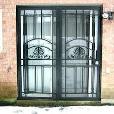 patio door safety bar patio gate door security gate door patio door safety gate security gate