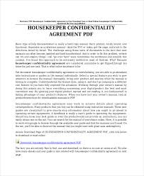 Celebrity Confidentiality Agreement – 7+ Free Word, Pdf Documents ...