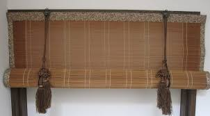 diy bamboo window shades