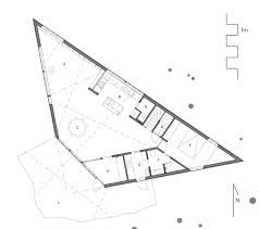 gallery of triangle house jva 19 triangle house, triangles House Plans For Tropical Countries gallery of triangle house jva 19 house designs for tropical countries