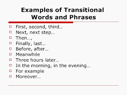 transition words essay paragraphs online writing lab what is a transition sentence in an essay