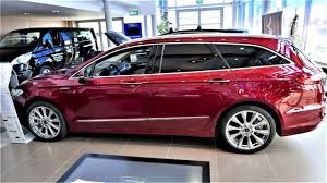 2018 ford wagon. exellent 2018 2018 2017 ford fusion wagon mondeo vignale 20 twin turbo review  presentation 4k with ford wagon