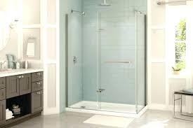 shower wall kit swan walls swanstone veritek alcove showers