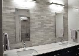 Perfect Light Gray Tile Backsplash Home Design Ideas Avaz International