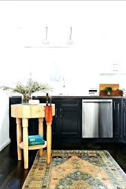 fall kitchen rugs black cabinets and oriental rug in washable red oriental rug